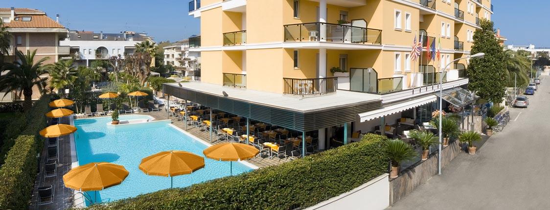 Hotel Imperial a San Benedetto del Tronto
