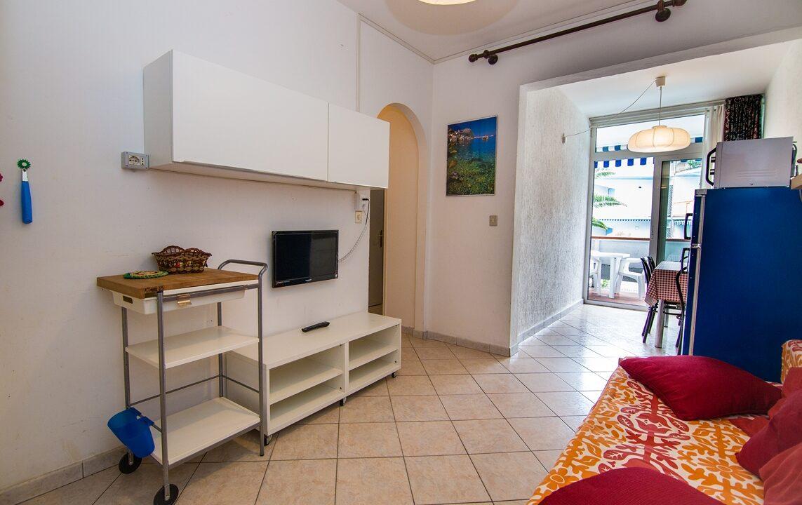 soggiorno appartamento in affitto estivo al Seaside San Benedetto del Tronto
