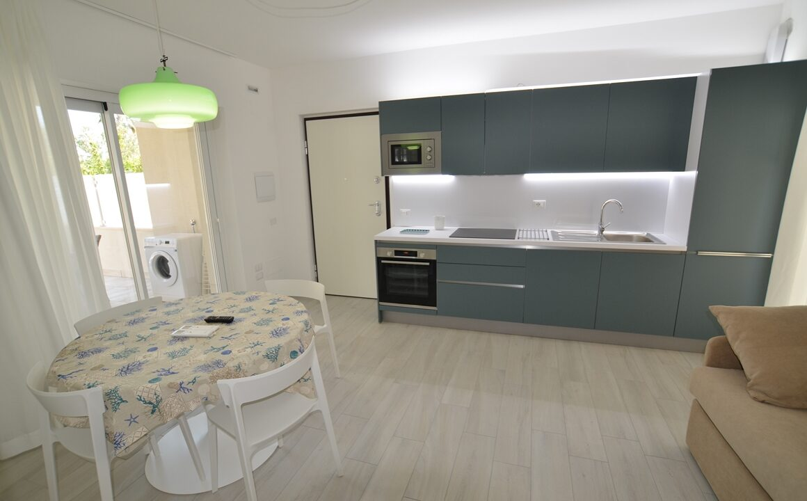 soggiorno palazzina Adriatico a San Benedetto del Tronto