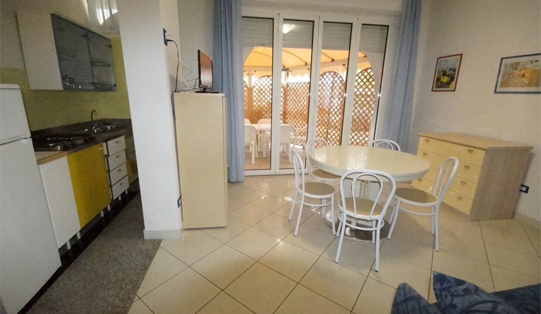 soggiorno - palazzina Azzurra con piscina a San Benedetto del Tronto