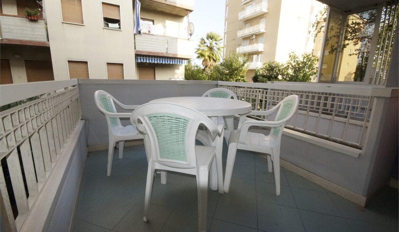 terrazzo - residence Mediterraneo Uno - San Benedetto del Tronto