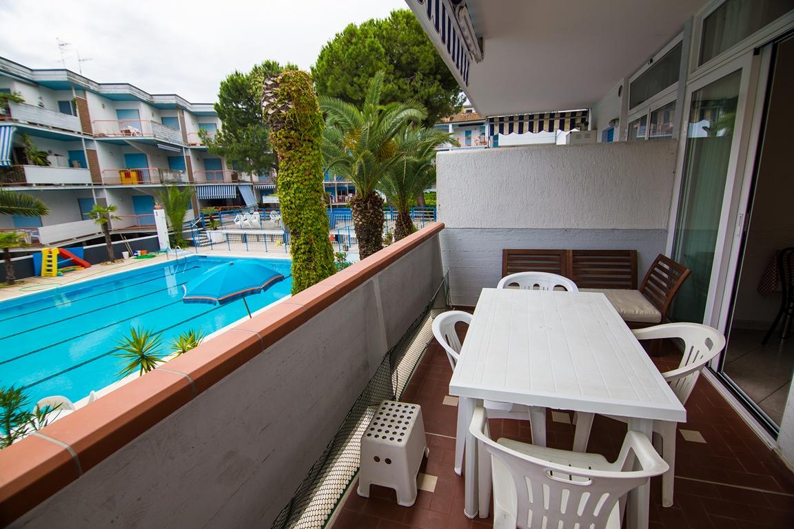 Seaside – appartamenti con piscina a San Benedetto del Tronto